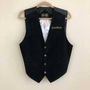 Scully Rookie Poultry Auction Committee Vest